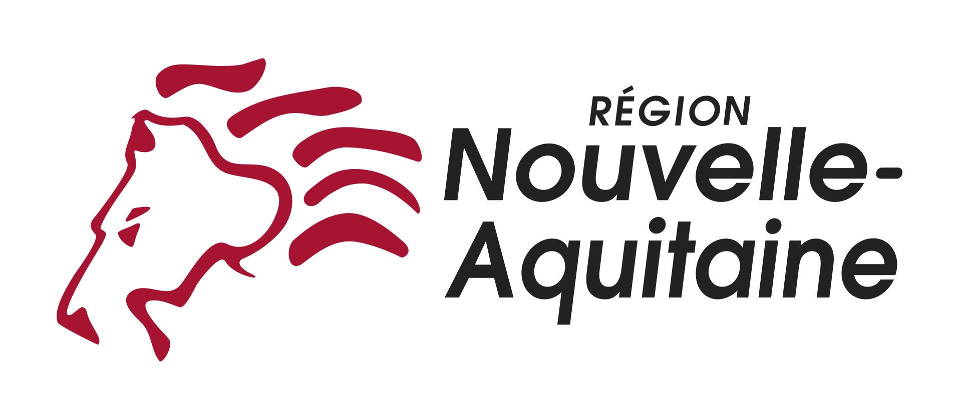 Nouvelle Aquitaine Region logo