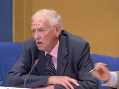 L'environnement et le Climat dans la révision constitutionnelle en France (Table ronde Sénat, avec la participation de Michel Prieur)