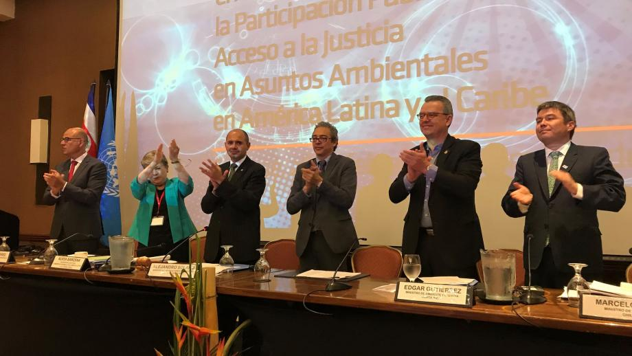 Public Participation A New Regional Agreement Twenty Years After