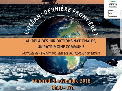 (Français) Colloque : l'Océan, dernière frontière ?