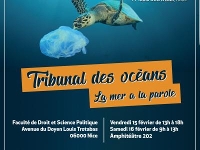 (Français) Tribunal des océans: la mer a la parole (colloque Nice)